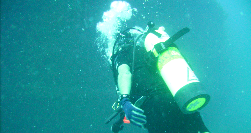 Scuba diving in Cape Coral