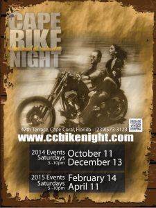 Cape Coral Bike Night 2015
